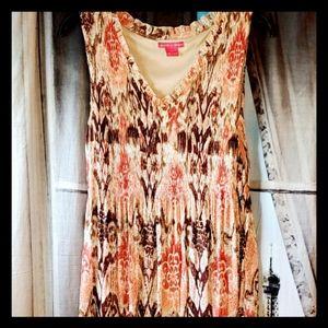 Sunny Leigh summer dress